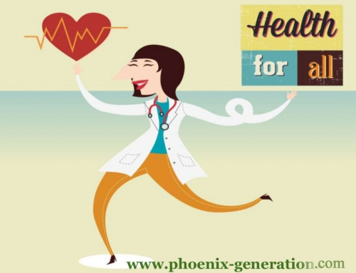 HEALTH IN THE ERA OF THE PHOENIX GENERATION